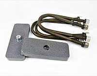 Проставки задних рессор Volkswagen Сaddy алюминиевые 20мм (33-15-015М20)