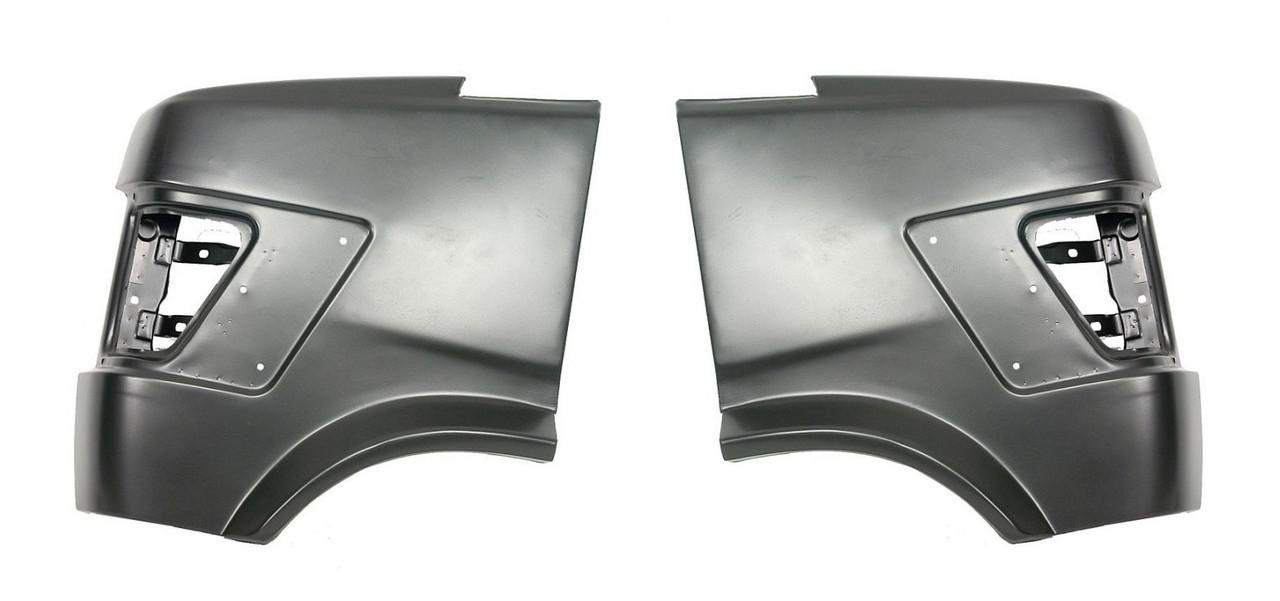 Крыло переднее Mercedes BUS 207 - 410 78-95 мерседес