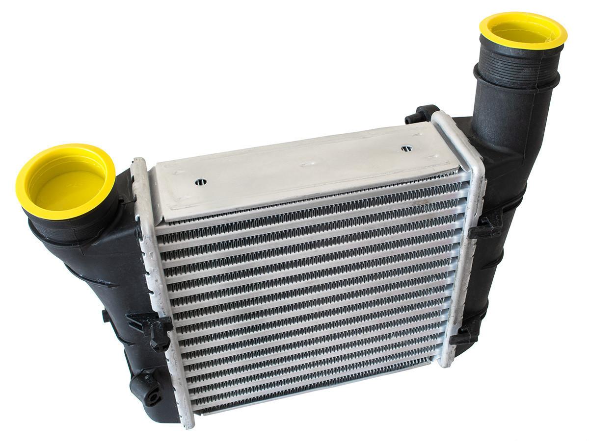 Радиатор интеркулера INTERCOOLER Audi A4 B6 B7 TDI А6