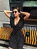 """Сукня """"Рита"""" Тканина штапель. Різні кольори (6452), фото 3"""