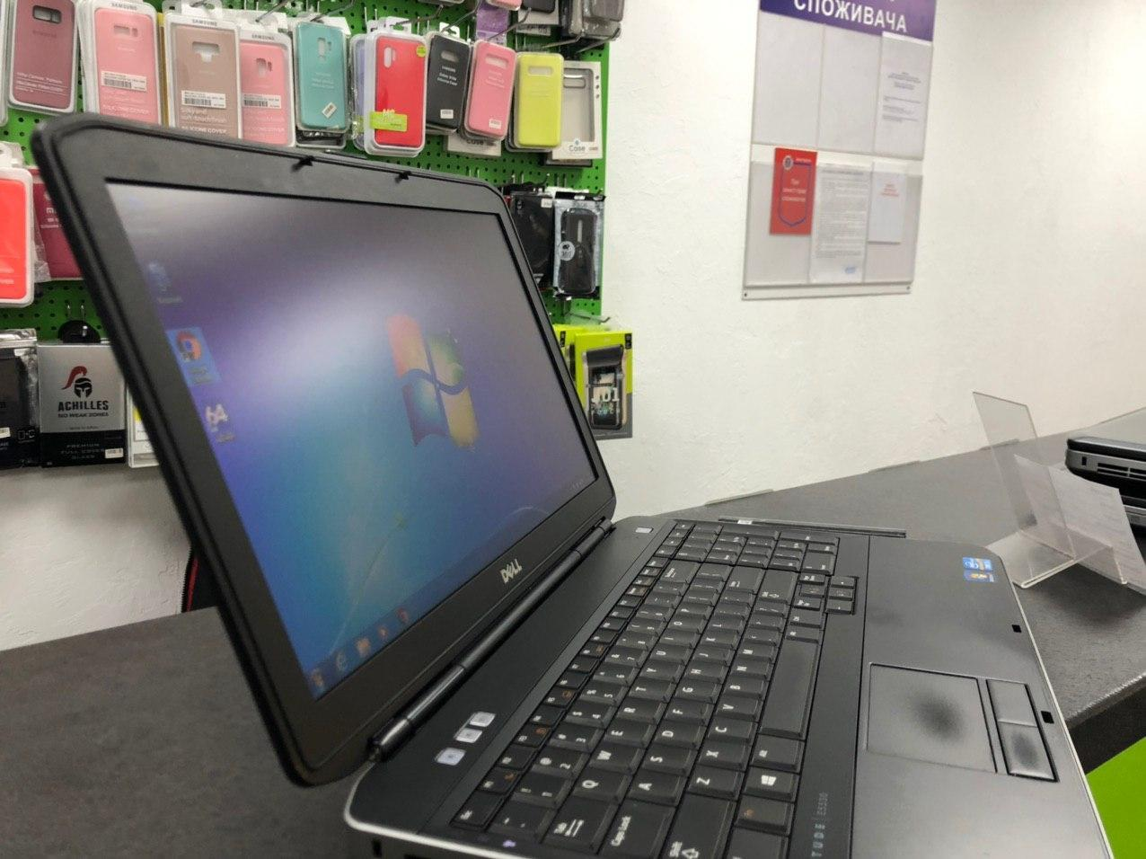 Ноутбук Dell Latitude E5530 | 15.6' | i5 -3230M | RAM 4Gb HDD 320Gb