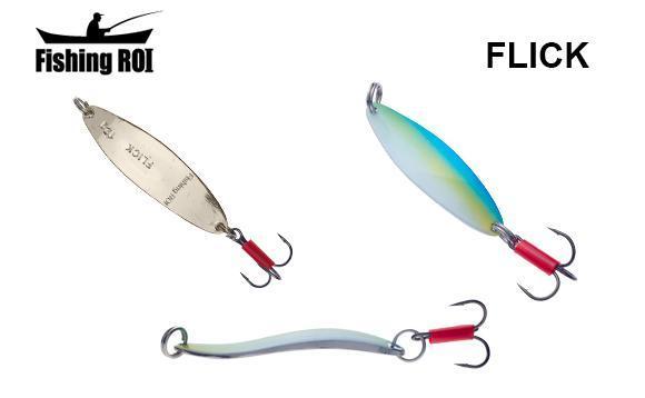 Блесна Fishing ROI Flick 15gr 089