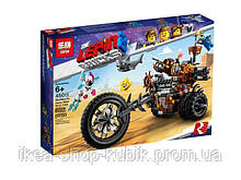 Конструктор Мотоцикл Железной бороды (Lepin 45011)