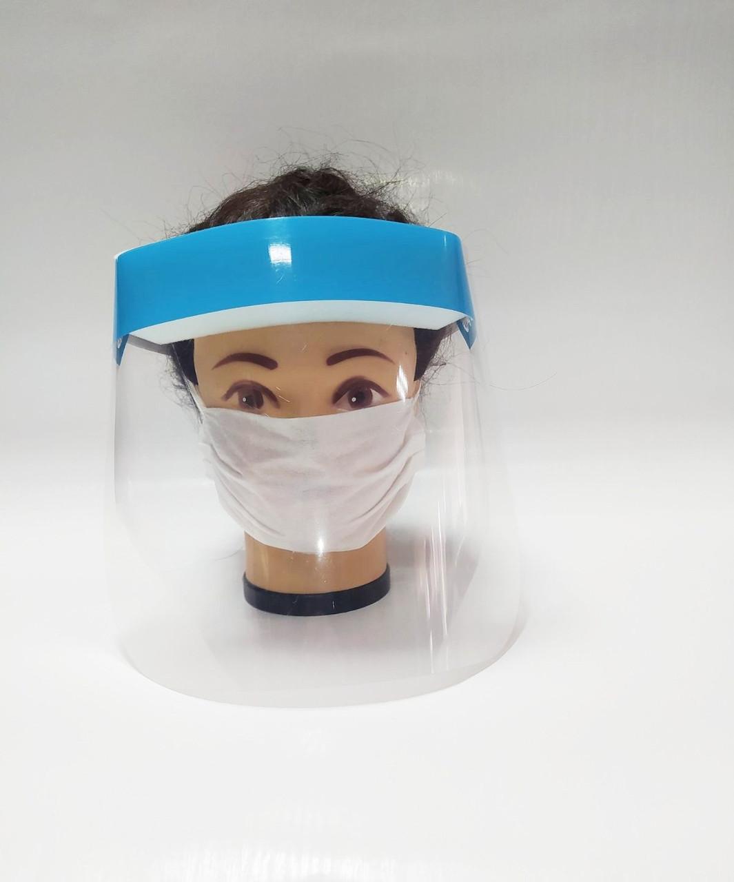 Защитный экран / маска / щиток для лица.