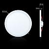Светильник CL-R18-5 18Вт круглый 5000К