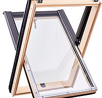 Центрально-поворотне вікно Designo R45 6/11 (з окладом), фото 1