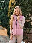 """Жіноча жилетка """"Карен"""" від Стильномодно, фото 5"""