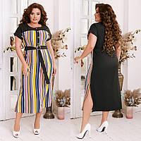 Платье женское 209кб батал