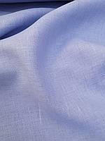 "Льняная костюмная ткань ""Голубиная"", фото 1"