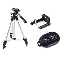 Штатив с пультом для камеры и телефона DK-3888