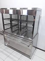 Витрина холодильная кондитерская 1500х700х1800 (3-x секционная), фото 1