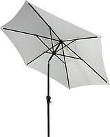 Зонт TE-004-270 бежевый Time Eco (4001831413027)