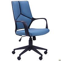 Кресло офисное AMF Urban LB White синее, фото 1