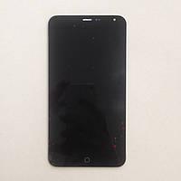 Дисплей для Meizu MX4 Black