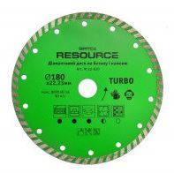 Диск алмазный Spitce Resource TURBO 125 мм Арт.22-828