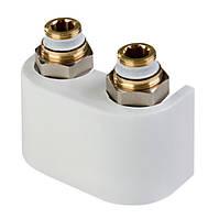 Декоративная крышка для прямых узлов нижнего подключения радиаторов