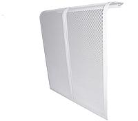 Экран на чугунную батарею 7 секций металлический / декоративная решетка на радиатор 670 мм
