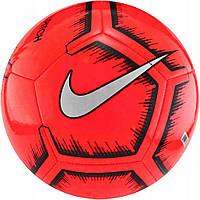 Мяч футбольный спортивный Nike Pitch SC3316-657 Size 5 полиуретановый для улицы и спортзала