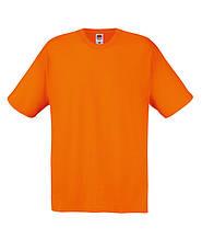 Футболка облегченная ORIGINAL T. Цвет оранжевый