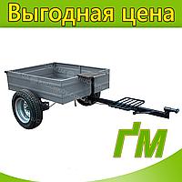 Прицеп не откидной ВЗ1 на колесах автомобиля «Жигули» (1000х1250)