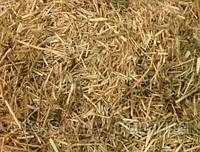Мульча Костра льняная насыпной утеплитель для сада 50 л/ 6 кг х Комплект 2 мешка