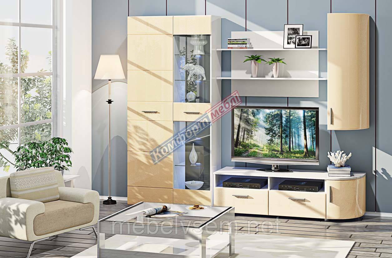 Вітальня МС 4312  Комфорт мебель