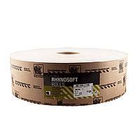 Наждачний папір на паралоні  ABRASOFT 240  116мм*25м (без упаковки)  INDAZA