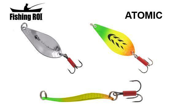 Блесна Fishing ROI Atomic 14gr 014