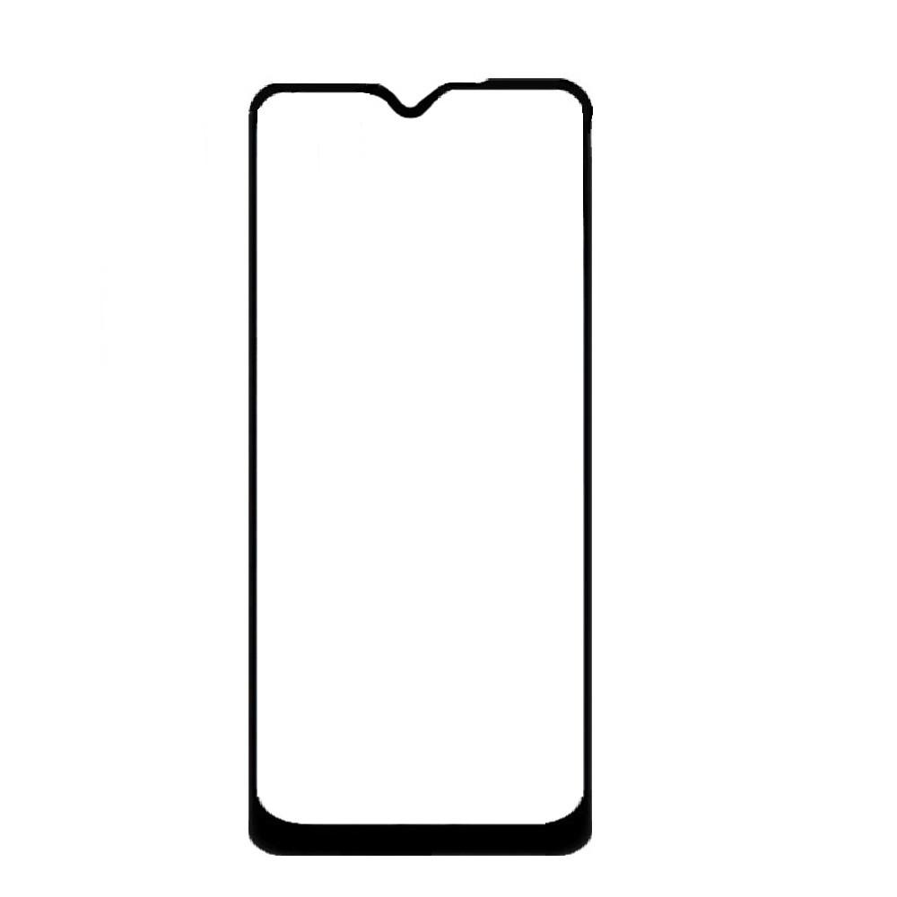 Защитное стекло LUX для Oppo A5 2020 Full Сover черный 0,3 мм в упаковке