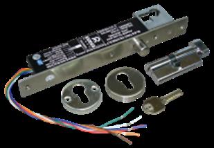 Электромеханическая замок-защелка YB-600+
