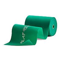 Лента-эспандер для спорта и реабилитации 4FIZJO Flat Band 30 м 5-8 кг 4FJ0103 для дома и спортзала