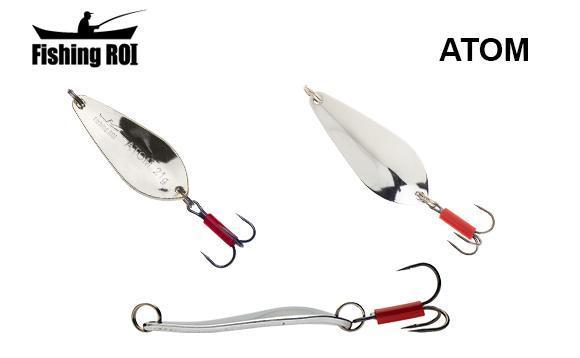 Блесна Fishing ROI Atom 17gr 001