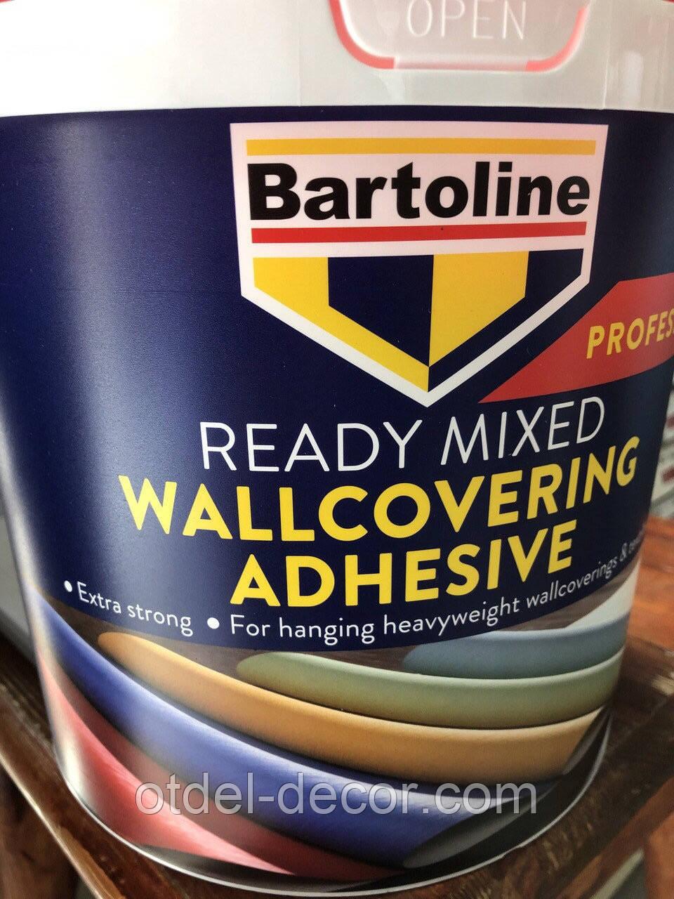 Клей обойный Bartoline (Бартолайн) 5 кг
