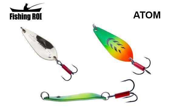 Блесна Fishing ROI Atom 14gr 014