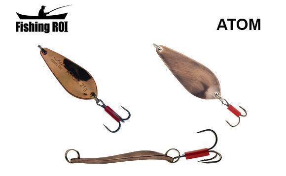 Блесна Fishing ROI Atom 14gr 005