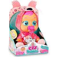 Интерактивная кукла Плакса Cry Babies Fancy Doll Фламинго