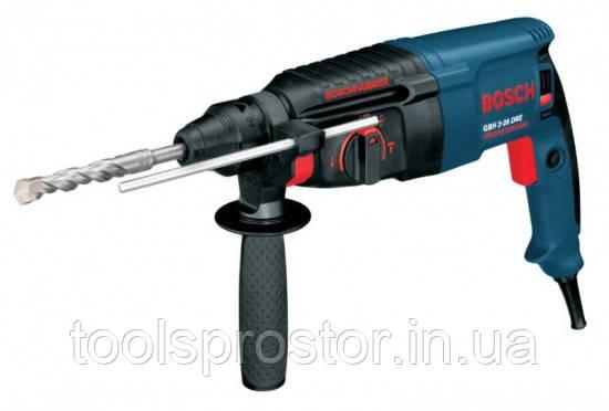 Перфоратор Bosch GBH 2-26 DRE : 800 Вт   SDS-plus + Кейс