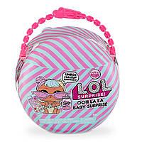 Игровой набор с куклой L.O.L. Surprise Ooh La La Baby Surprise Беби Бон-Бон Пром - цена