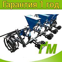 Сеялка овощная для минитрактора СТВТ-4 (СІ3), фото 1