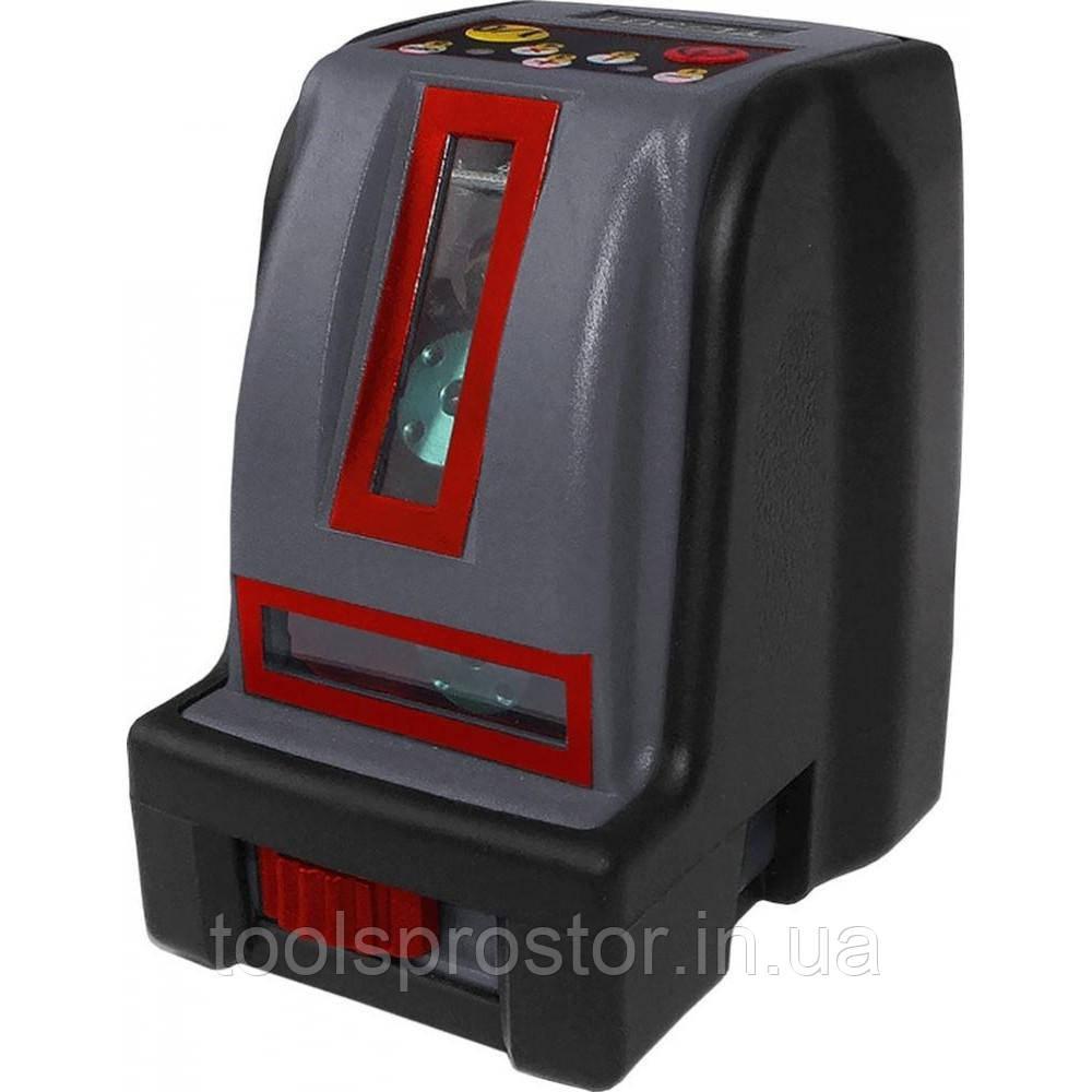 Лазерный уровень Forte LLD-180-4 : 635 Hм | 10 м