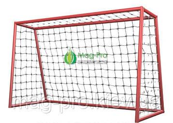Футбольные ворота 2500х1700мм, фото 2