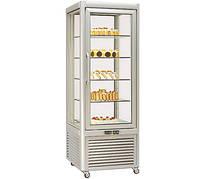 Кондитерский шкаф FrostEmily PRISMA 400 TNV-PQ