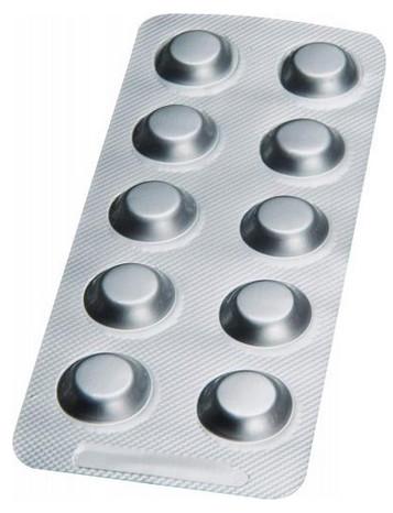 Таблетки DPD1 для фотометра Lovibond Scuba II на визначення вільного хлору (10 блістерів)