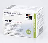 Таблетки DPD1 для фотометра Lovibond Scuba II на визначення вільного хлору (10 блістерів), фото 2