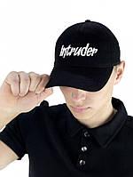 Кепка Intruder Черный Cap (C black 1- 4)