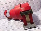 Ремень 1(р) красный 12650 GL Турция A, фото 4
