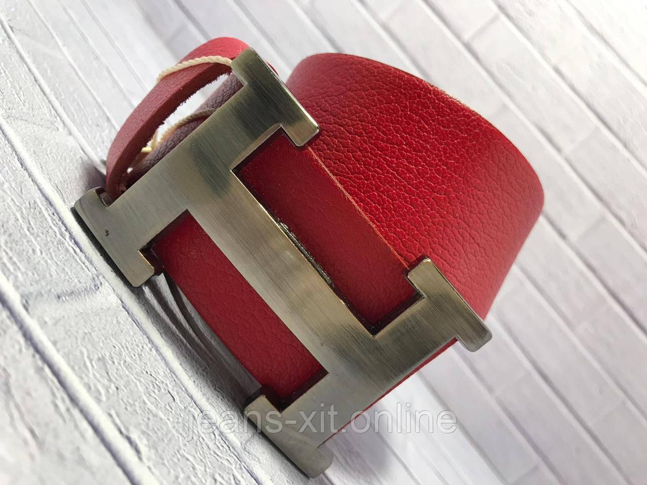 Ремень 1(р) красный 12650 GL Турция A