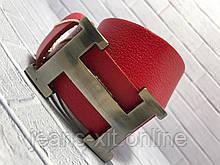 Ремінь 1(р) червоний 12650 GL Туреччина A