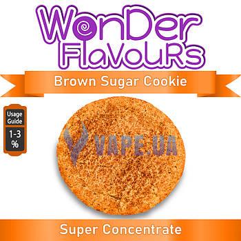 Wonder Flavours (SC) - Brown Sugar Cookie (Коричневое сахарное печенье)