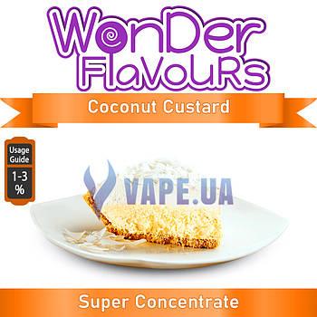 Wonder Flavours (SC) - Coconut Custard (Кокосовый крем)
